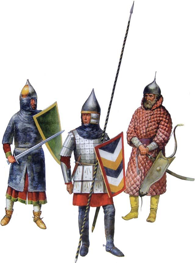 Древний воин фото