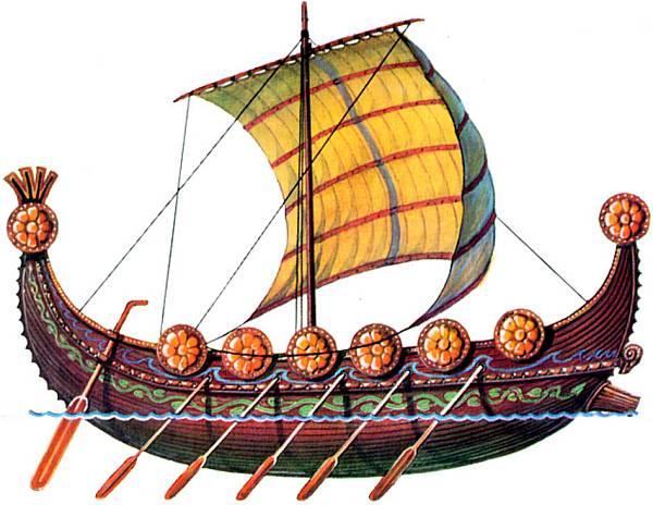 как корабль что готов менять оснастку то вздымать паруса то плыть на веслах